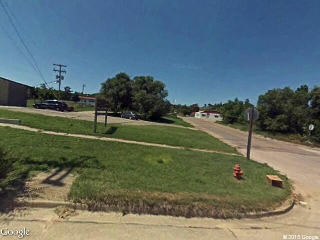 Google Street View Rosebud.Google Maps.