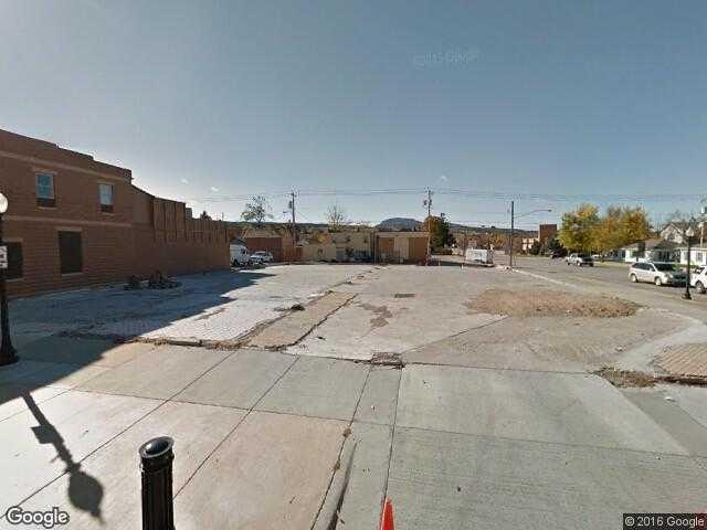 Google Street View Spearfish.Google Maps.