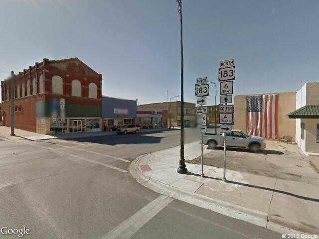 Image of Cisco, Texas, USA