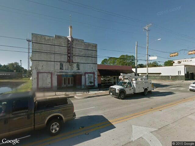 Street View image from West Columbia, Texas