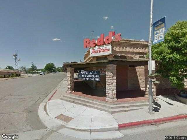 Google Street View Blanding Google Maps