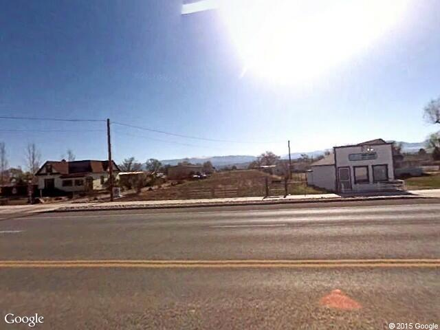 Street View image from Centerfield, Utah