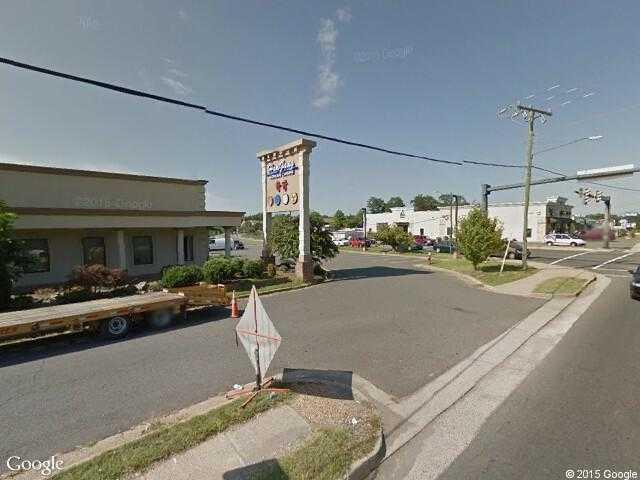Google Street View AnnandaleGoogle Maps - Google maps virginia usa