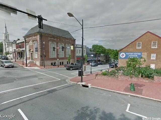 Google street view fredericksburggoogle maps image of fredericksburg virginia usa sciox Image collections