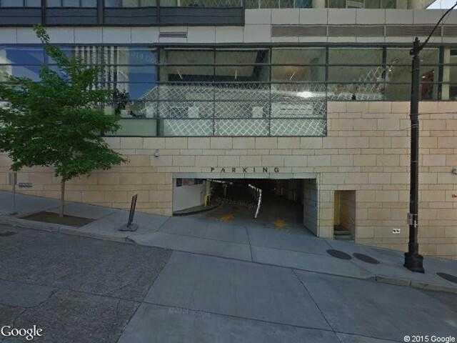 Google Street View Seattle.Google Maps.