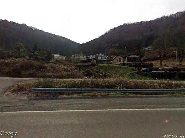Image of Cucumber, West Virginia, USA