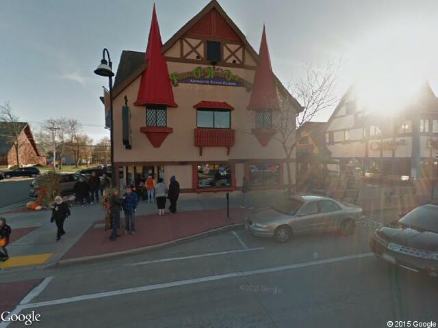 Google Street View Wisconsin Dells.Google Maps.
