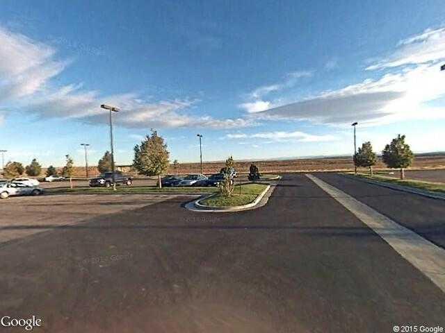 Little America Wyoming Map.Google Street View Little America Google Maps