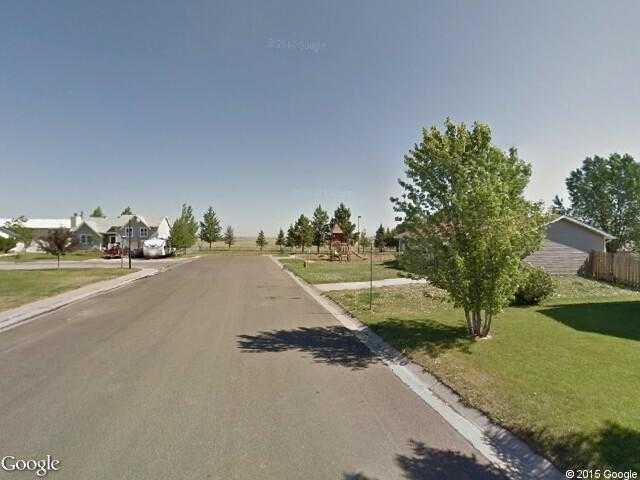 Image of Sleepy Hollow, Wyoming, USA